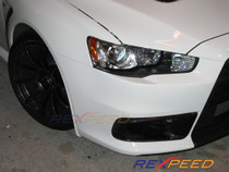 Rexpeed Evo X Carbon Ducts