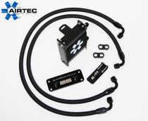 Airtec 'Race' RS Mk2 remote oil cooler kit - Lower grill mounted