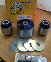 SuperPro Evo X Rear Diff Bush Kit