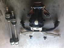 Indigo-GT Evo 5-9 RS Rear Diff Kit (Used)