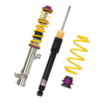 KW Coilover Variant 1 inox with EDC With Cancellation Kit - E93 M3