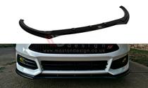 Maxton Designs FRONT SPLITTER V.1 FOCUS ST MK3 FACELIFT MODEL