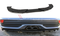 Maxton Designs REAR DIFFUSER FORD FOCUS 3 ST (FACELIFT)