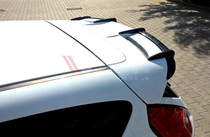 Maxton Designs ROOF SPOILER EXTENSION FORD FIESTA MK7 ST PRIMER PAINTED