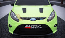 Maxton Designs BONNET VENTS IMITATIONS FORD FIESTA MK7 RS LOOK