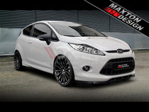 Maxton Designs SIDE SKIRTS (ST / ZETEC S LOOK) FORD FIESTA MK7 - 3 DOOR