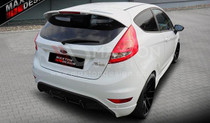 Maxton Designs REAR BUMPER EXTENSION FORD FIESTA MK7