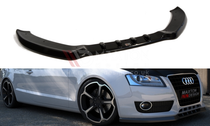 Maxton Designs FRONT SPLITTER AUDI A5 8T (FOR STANDARD VERSION OF A5)