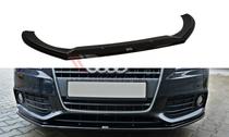 Maxton Designs FRONT SPLITTER AUDI A4 B8 PREFACE V.2