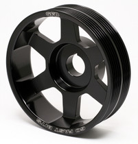 GFB Lightweight Non-Underdrive crank Pulley (Suits all EJ20, 22 and 25 Engines)