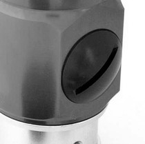 GFB Screw-in Plug(Screws Into any GFB Trumpet or plumb-Back Outlet, Except Valves Manufactured before 2003)