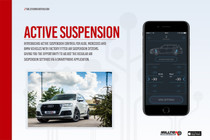 Milltek Audi RS7 Sportback 4.0 V8 TFSI biturbo Active Suspension Control