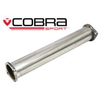 Cobra Mitsubishi Evolution 4 5 6 De-Cat Pipe