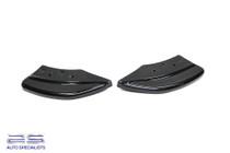 AutoSpecialists Design Rear Side Splitters Fiesta Mk8 1.0, ST-Line & Mk8 ST200