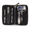 DOVO Manicure Set - Mens - 5 Piece - Satin (507016)