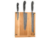 Kussi Magnetic Bamboo Knife Block (MAGKB)