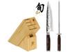 Shun Premier 3pc Build-a-Block Set (TDMS2200K)