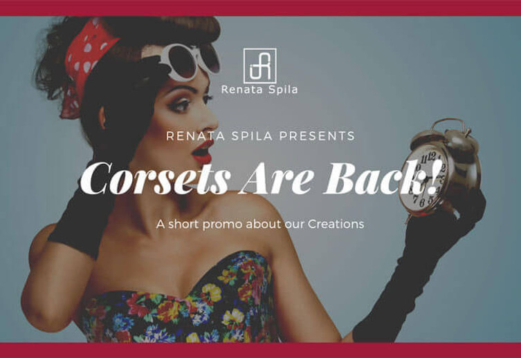 Corsets Are Back!