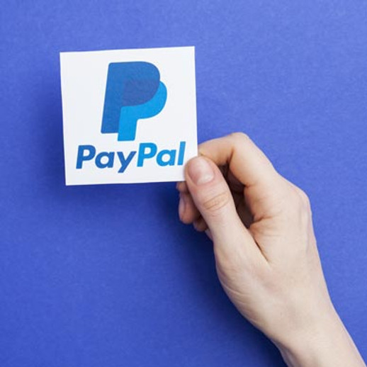 Paypal now accepted