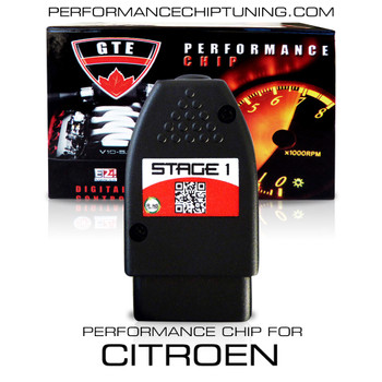 STAGE 1 PERFORMANCE CHIP MODULE OBD2 FOR CITROEN
