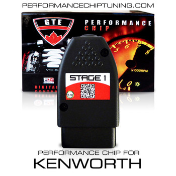 STAGE 1 PERFORMANCE CHIP MODULE OBD2 FOR KENWORTH