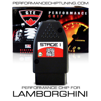 STAGE 1 PERFORMANCE CHIP MODULE OBD2 FOR LAMBORGHINI