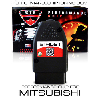 STAGE 1 PERFORMANCE CHIP MODULE OBD2 FOR MITSUBISHI