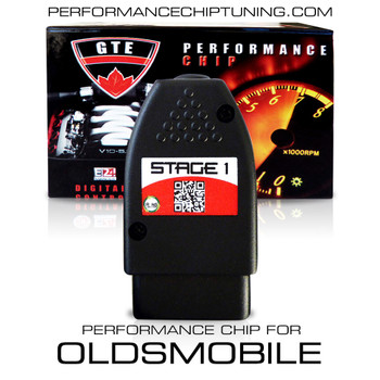 STAGE 1 PERFORMANCE CHIP MODULE OBD2 FOR OLDSMOBILE