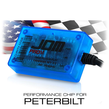 STAGE 3 PERFORMANCE CHIP OBDII MODULE FOR PETERBILT