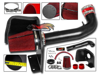 Cold Air Intake Kit for Chevrolet Avalanche (2009-2013) with 5.3L / 6.0L  V8 Engine