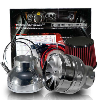UNIVERSAL ELECTRIC SUPERCHARGER KIT STAGE4