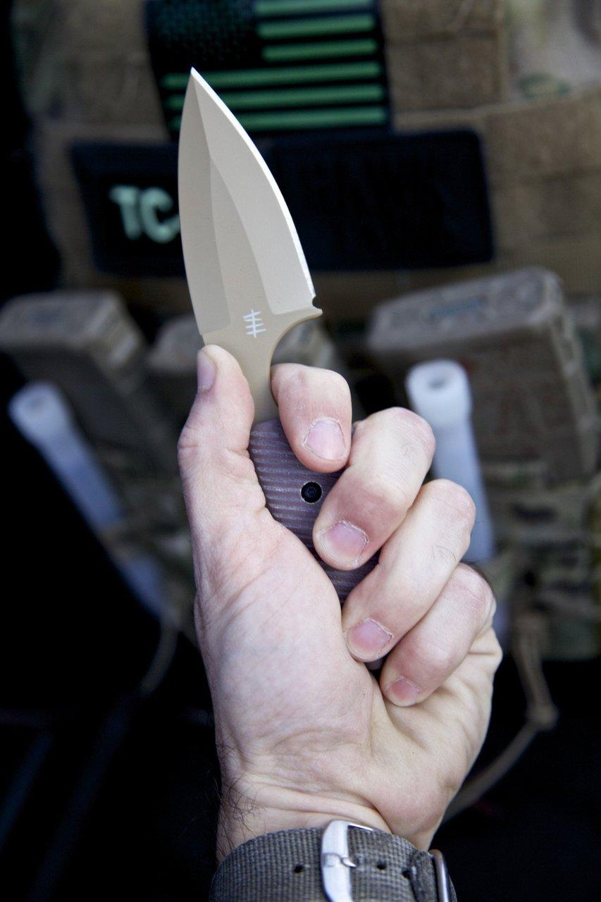 LFK-05 Backup Knife - Desert