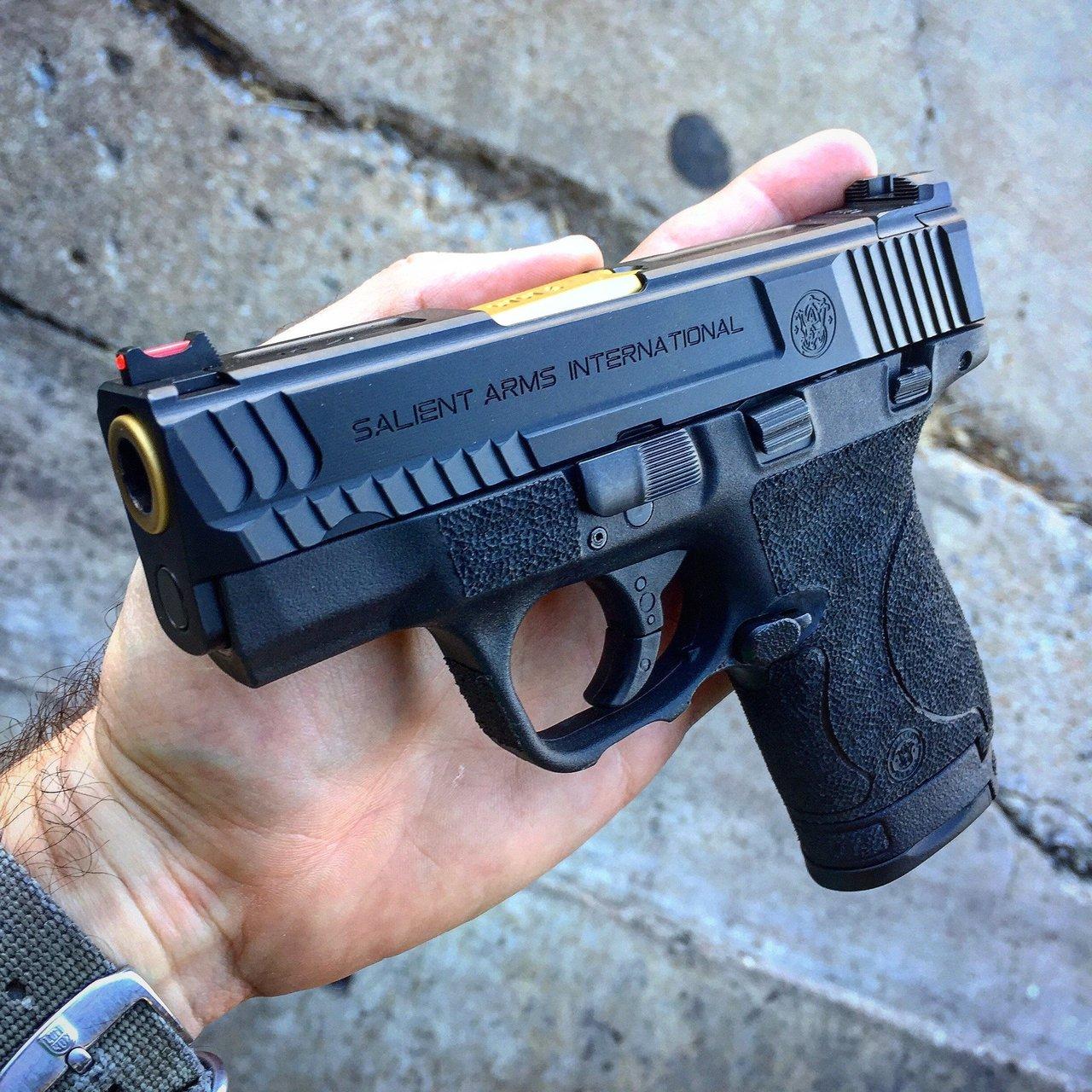 Salient Arms S&W Shield 9 Tier 1