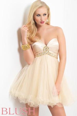 Blush Prom 9405
