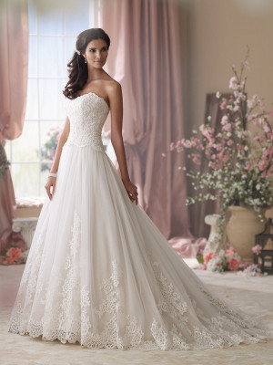 David Tutera for Mon Cheri 114275– Patmore