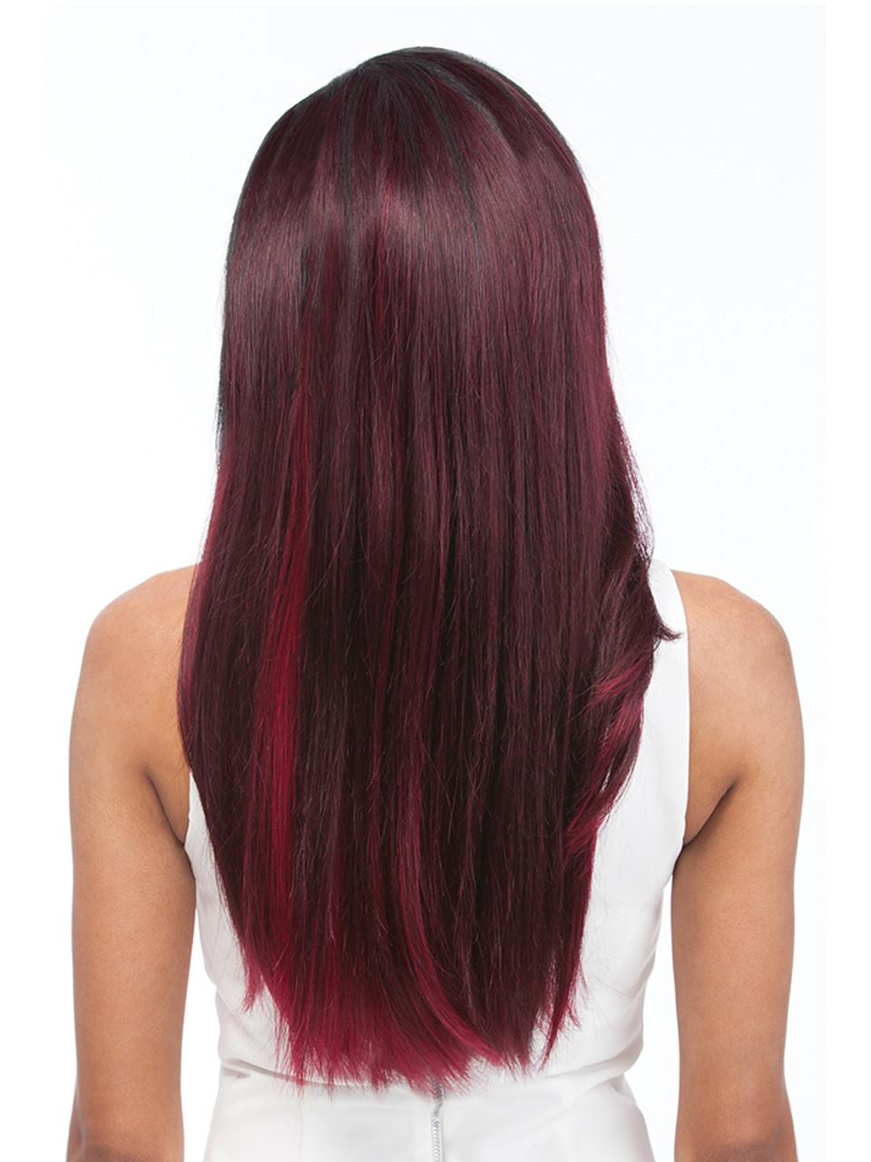 Velvet Brazilian Yaki 18 Human Hair Weave Extensions Uptownwigs