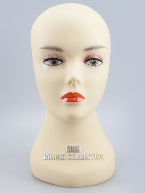 "22"" Water Repellent Canvas Mannequin Head"