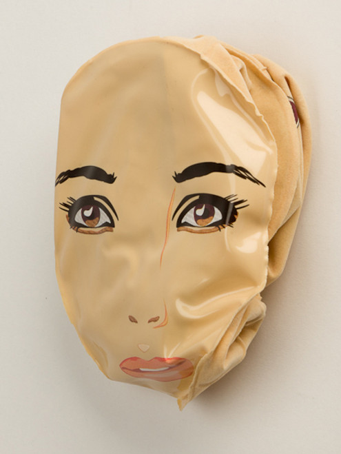 Inflatable Mannequin Head