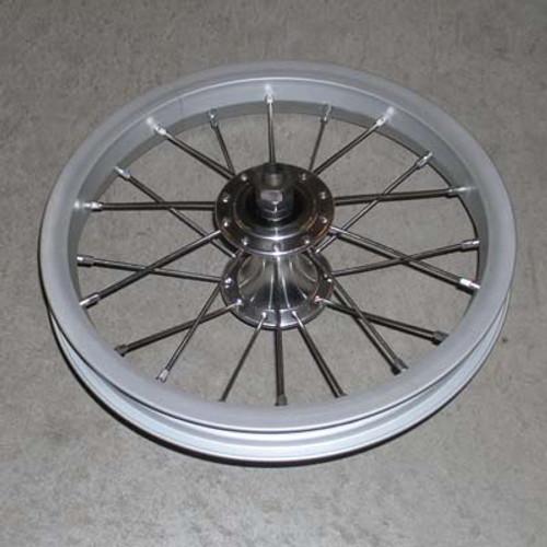 "Wheel, Front Alum, Rev 12"" AW/CE, 2007-2015"