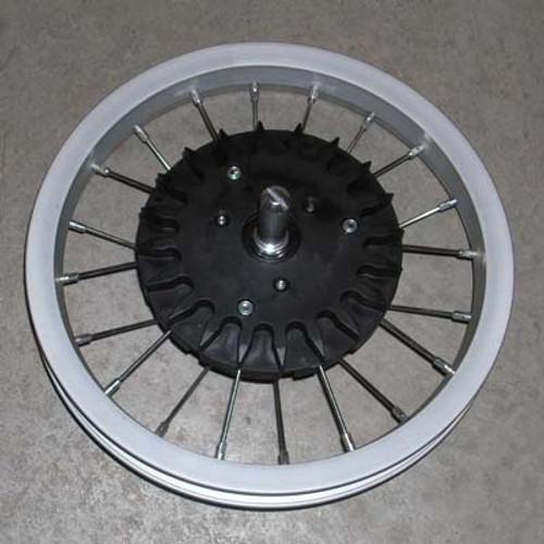 "Wheel, Rear Alum, Rev 12"" AW/CE, 2007-2015"