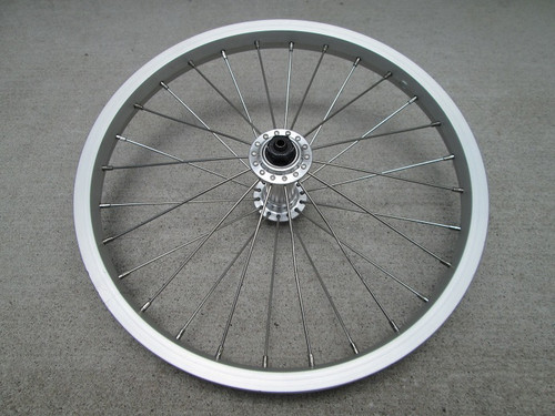 Wheel Assembly for Yak/Ibex Trailers