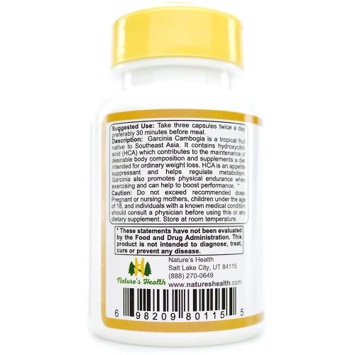 Garcinia Cambogia Suggested Use