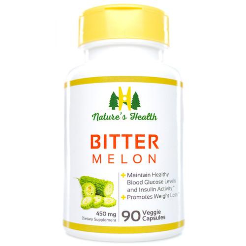 Bitter Melon: Momodica Charantia