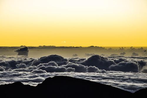 Haleakala Silhouette Fountain Pen