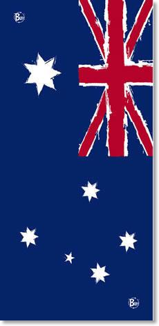 Buff Multi Function Headwear Original In Australia Flag