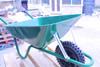 The Easiload Green Wheelbarrow - 85 Ltr / 150Kg
