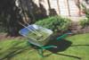 The Invincible Galvanised Wheelbarrow - 175kg / 120 Ltr -