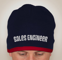 SE Bottom Stripe Knit Hat