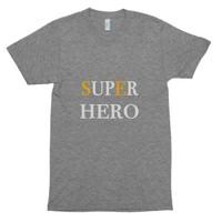 Superhero - Short sleeve soft t-shirt