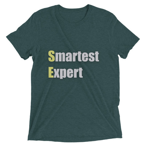 Smartest Expert Short sleeve t-shirt